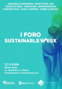 I Foro Sustainable Week